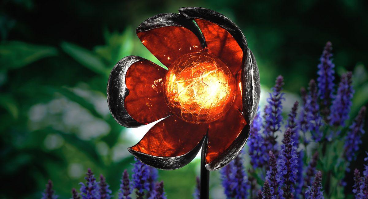 Florelia schöne Gartenleuchte
