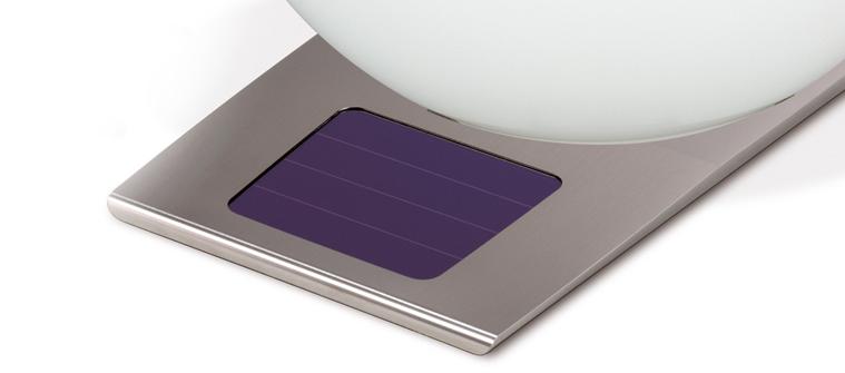 Amorphe Solarmodule