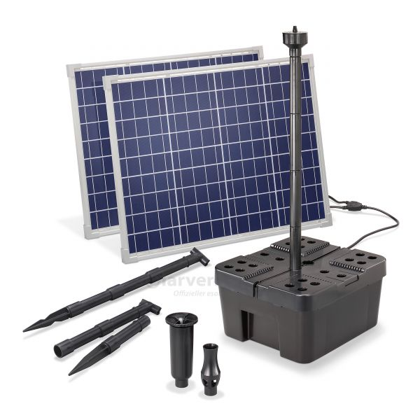 Solar Teichfilter Set Starter 100/3400 - 2019