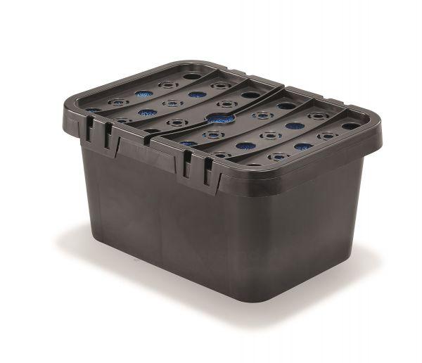 Teichfilterbox S für Solar Teichpumpen