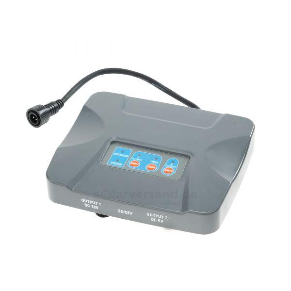 Deckel mit Elektronik für Akkubox 101812 12V 12Ah - 910104