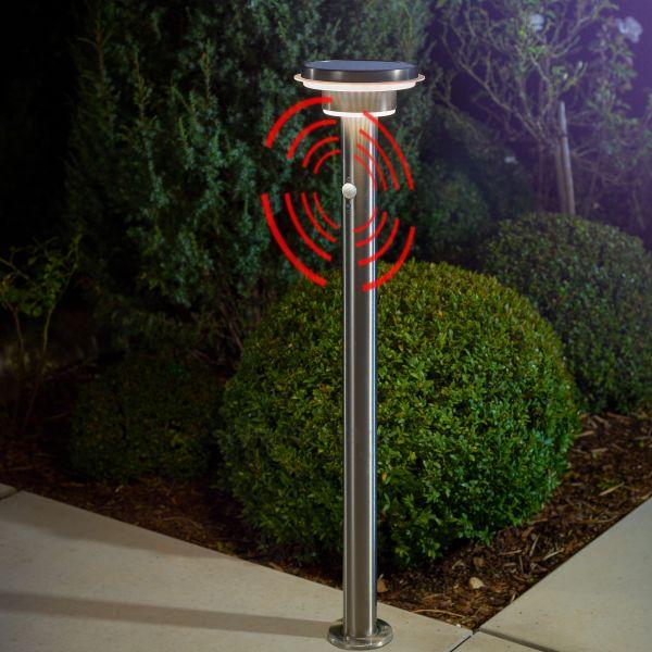 Solar Wegeleuchte Tini 85cm mit Bewegungsmelder