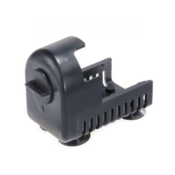 Gehäuseschlitten mit 4 Saugfüßen 50x35x43 mm - 911015
