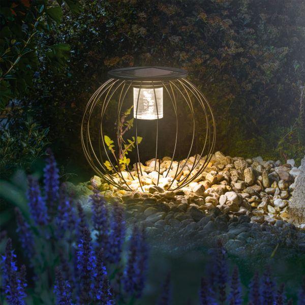 Exquisites Design-Solarlicht Sorrent
