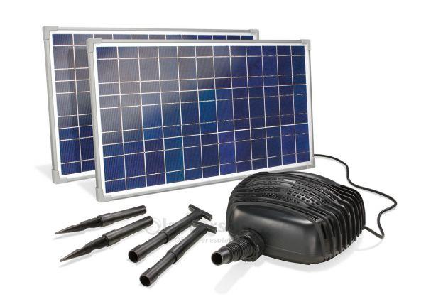 Solar Bachlaufsystem Adria