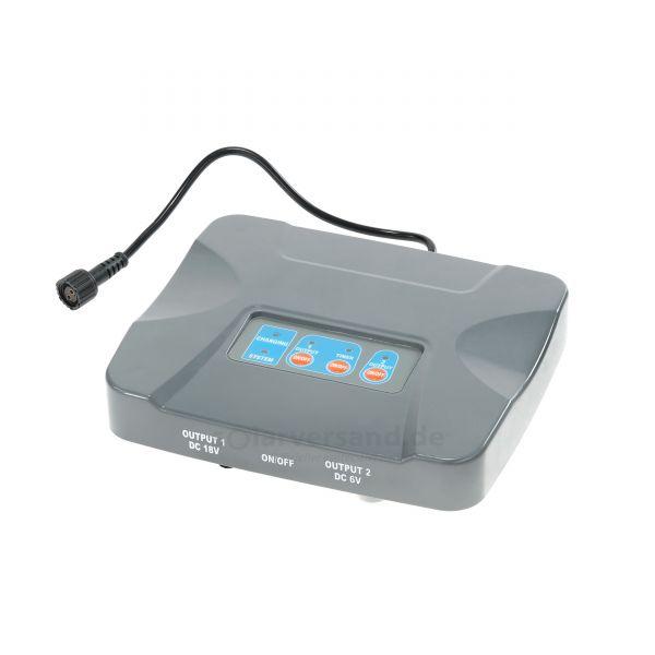 Deckel mit Elektronik für Akkubox 101816 12V 7Ah - 910102