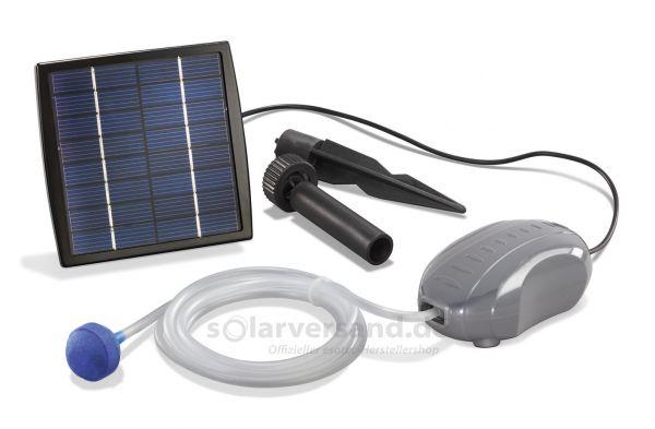 Solar Teichbelüfter Solar Air S