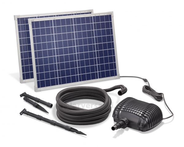 Solar Bachlaufset 100/2500 Professional