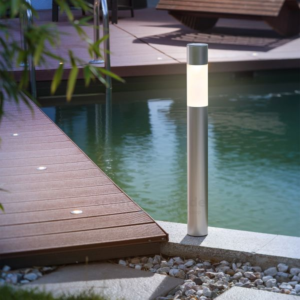 Solarleuchte Pole Light Duo color
