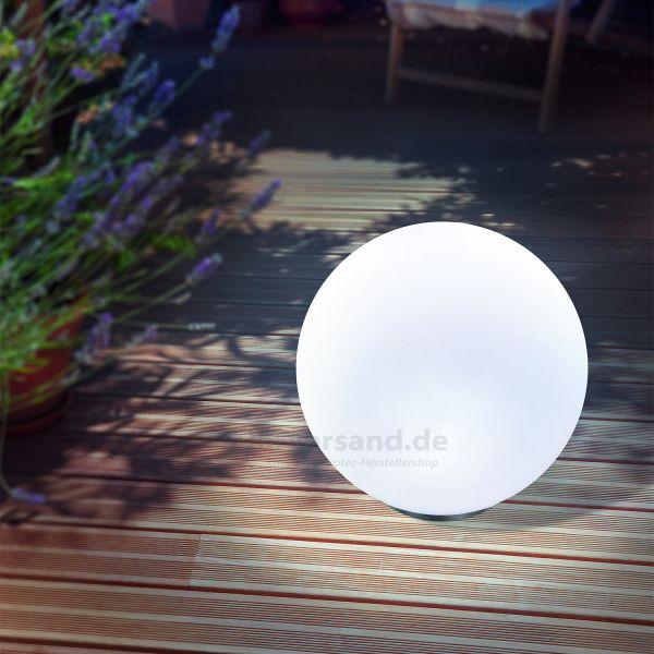 Solar Leuchtkugel 30cm