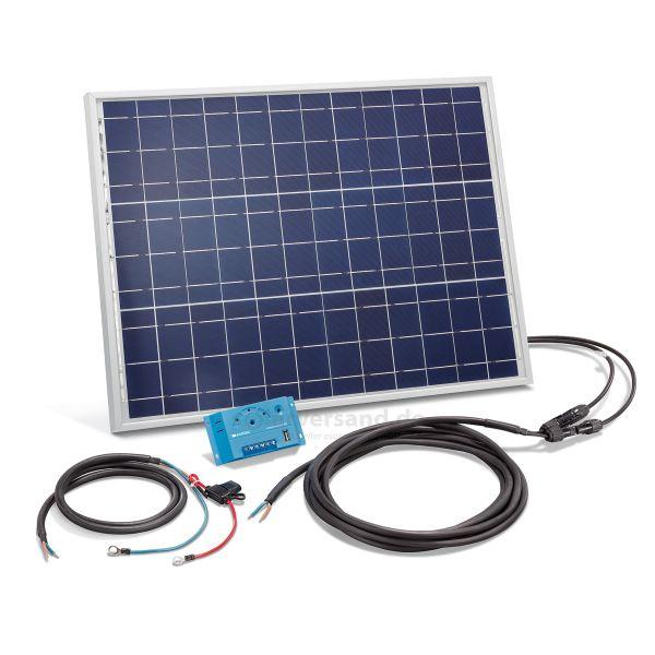 PV Solar Inselanlage 50Wp 12V