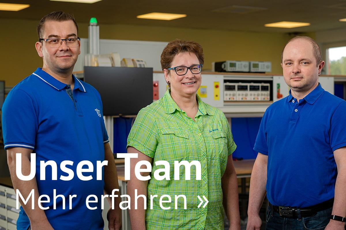 Unser Team stellt sich vor - esotec GmbH