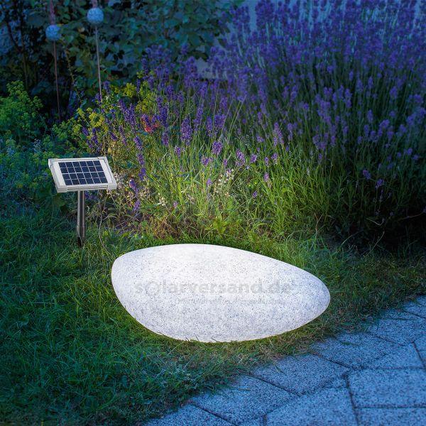 Solar Leuchtstein