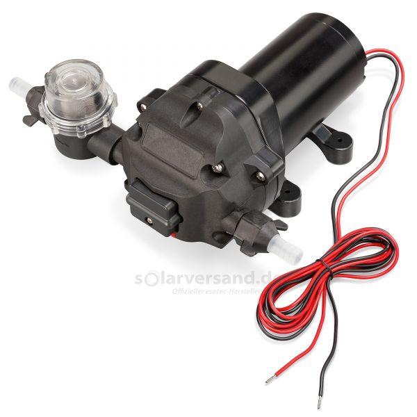 Membran Druckpumpe 12 V DC 1100 l/h