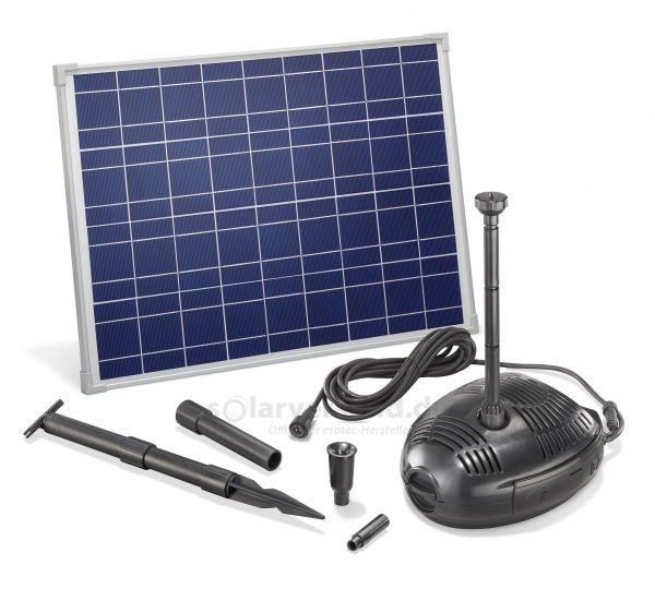Solar Teichpumpenset 35/1300 Professional