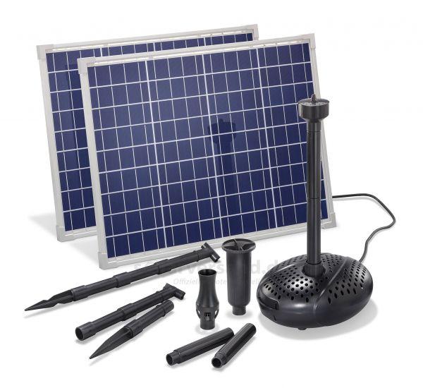 Solar Teichpumpenset 100/3400 Professional