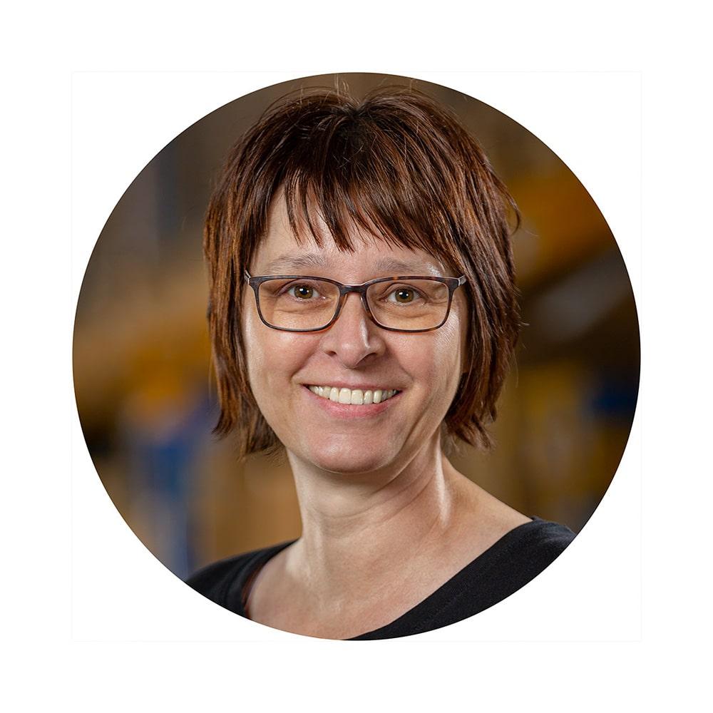 Susanne Specht - esotec GmbH