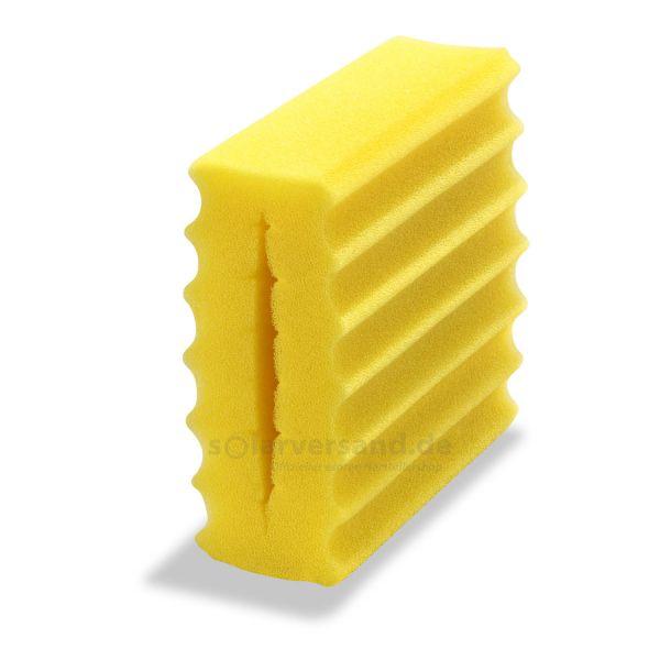Ersatz Filterschwamm gelb für ES350, ES350 II