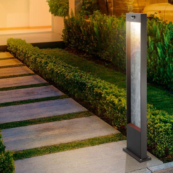 Design Wegelampe StoneLine 100 mit Bewegungsmelder