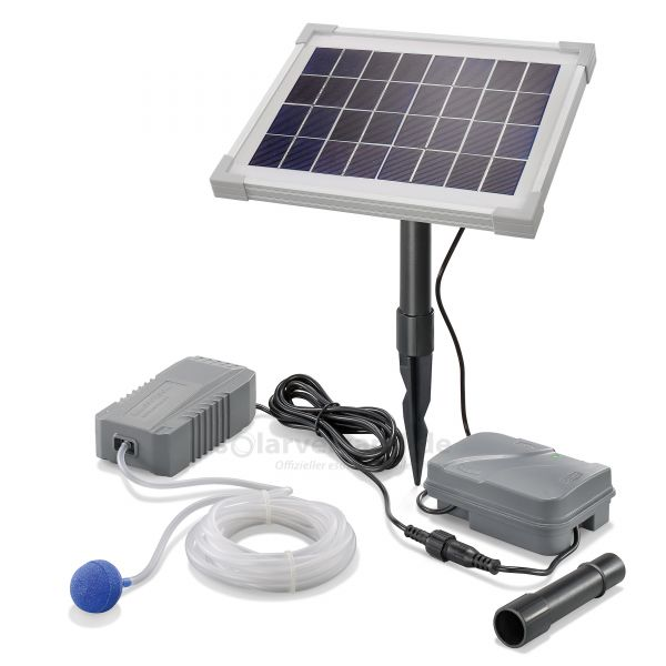Solar Teichbelüfter 5/130 Professional plus