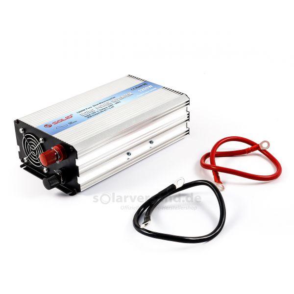 Sinus-Wechselrichter 12V 1200 Watt