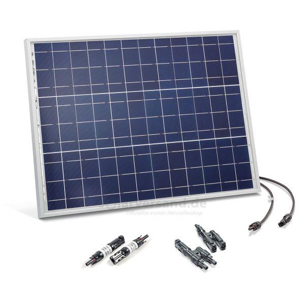 Solarmodul-Erweiterungsset 50 Wp
