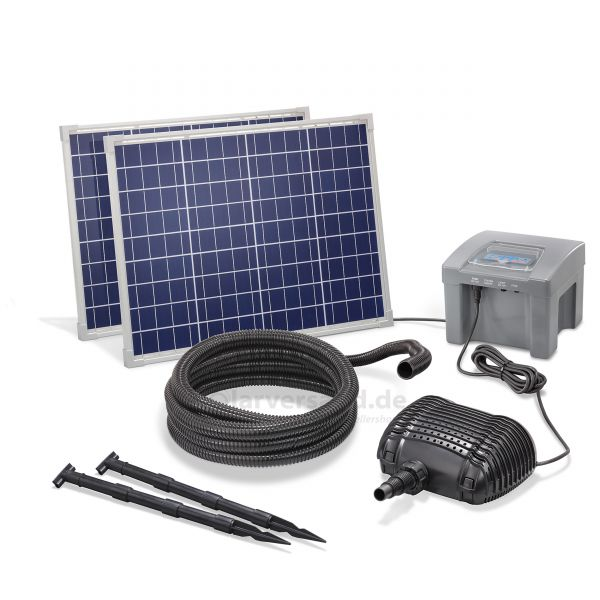 Solar Bachlaufset 100/2600 Professional proBatt