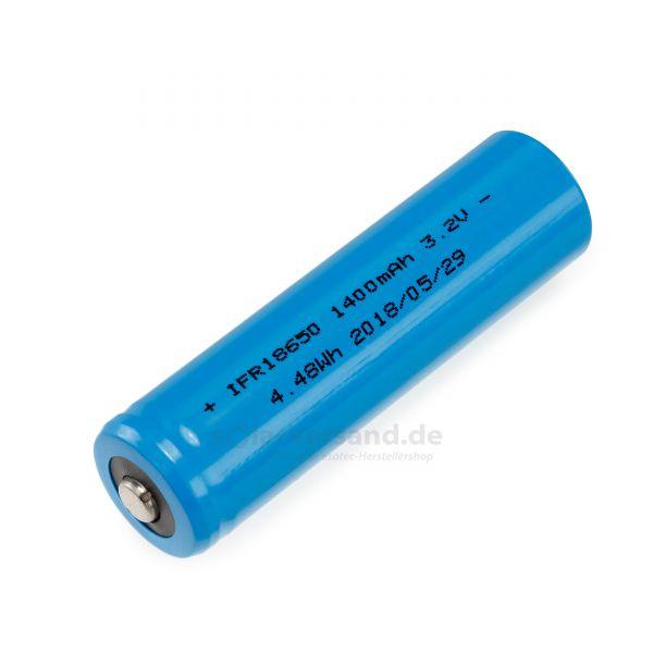 Ersatzakku Li-Fe-Po 3,2V 1400 mAh - 901024