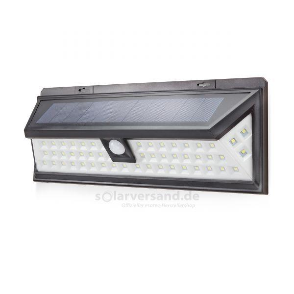 Moderne Solar Wand- und Sicherheitsleuchte FutureLight 280