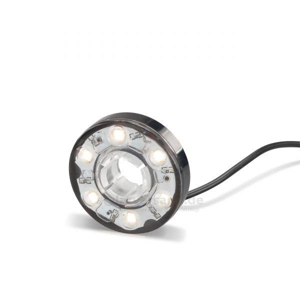 Lichtring für Splash warmweiß 6 SMD-LEDs - 901078