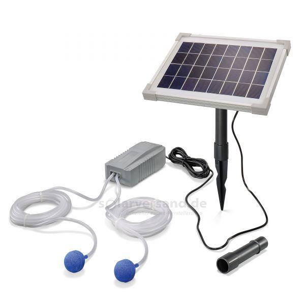 Solar Teichbelüfter 5/200 Professional