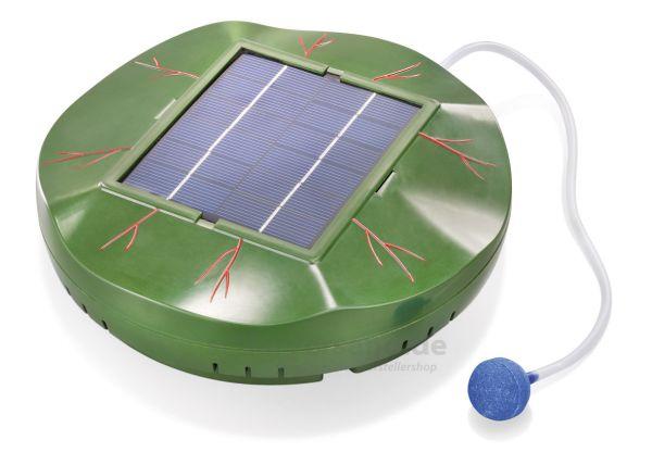 Schwimmender Solar Teichbelüfter Floating Air