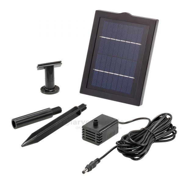 Solar Pumpenset für Kaskadenbrunnen mit Direktbetrieb - 101202