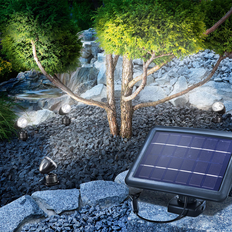 solarspot quattro power. Black Bedroom Furniture Sets. Home Design Ideas
