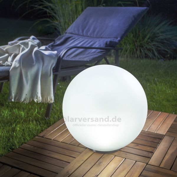 Solar Leuchtkugel 40cm