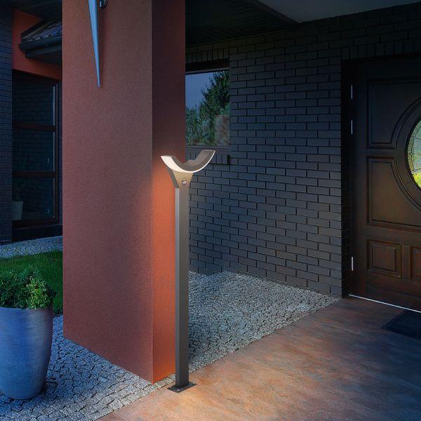 LED Wegeleuchte SwingLine mit Bewegungssensor
