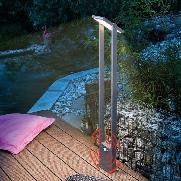 Solar Sensor Wegeleuchte Triest