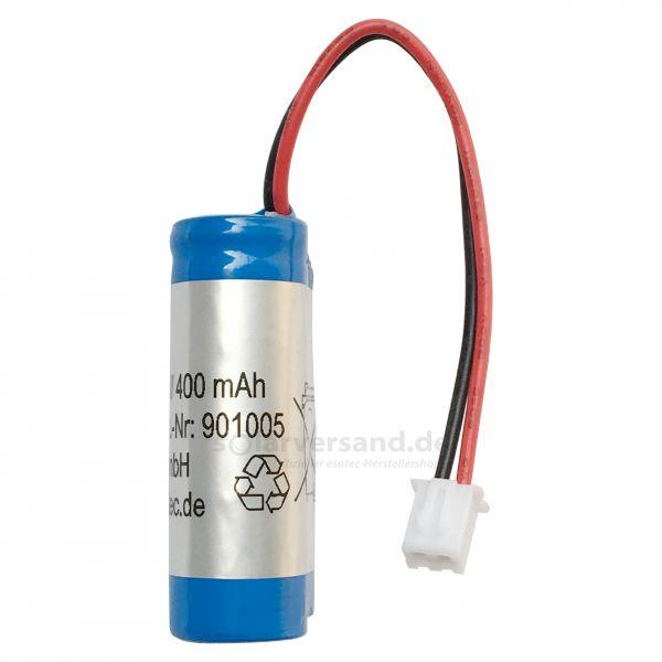 Ersatzakku Li-Ion 3,7V 400 mAh - 901005