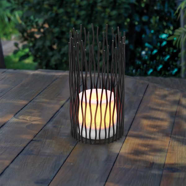 Dekoratives Solarlicht Bamoko 22 cm
