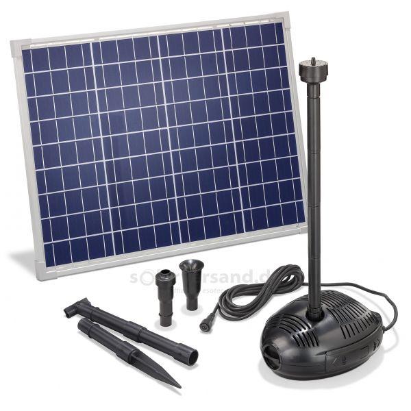 Solar Teichpumpenset 50/1700 Professional