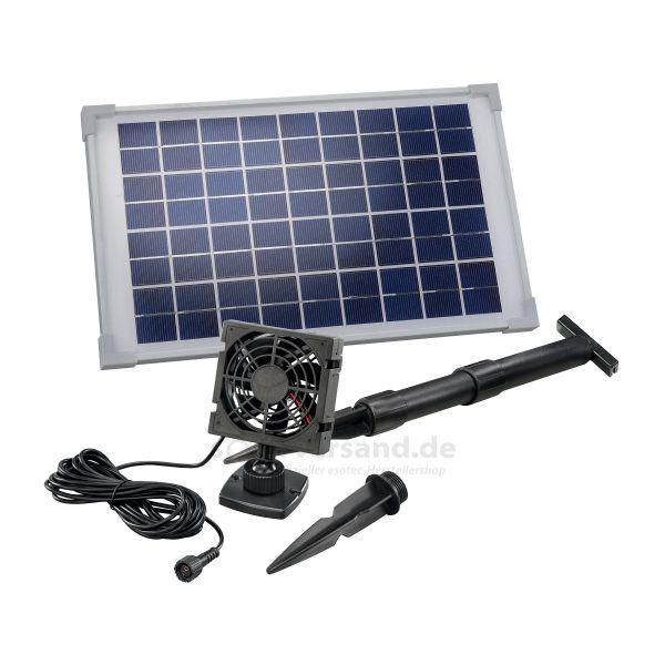 Solar Lüfterset FreshAir 10W