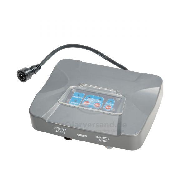 Deckel mit Elektronik für Akkubox 101812 12V 12Ah - 910112