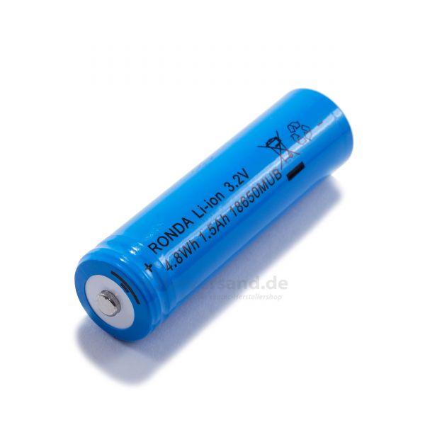 Ersatzakku LiFePo4 3,2V 1800 mAh - 901043