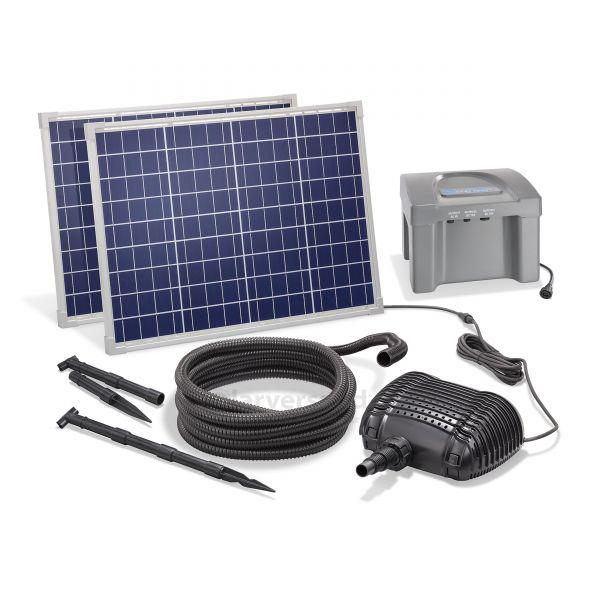 Solar Bachlaufset 100/2500 Professional plus