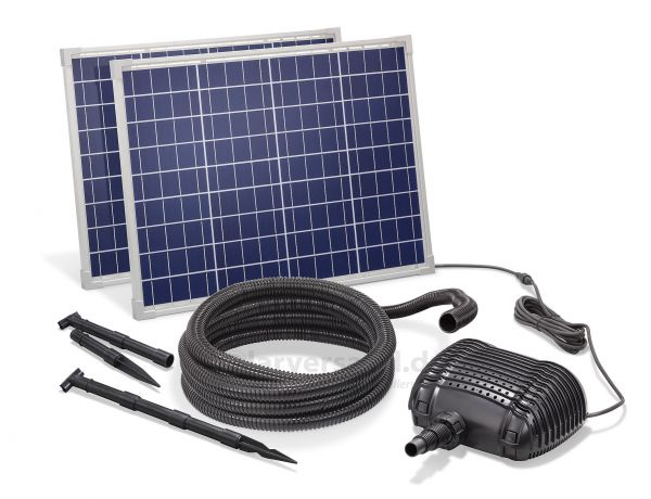 Solar Bachlaufset 100/3400 Professional