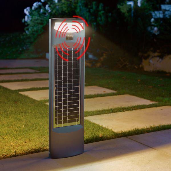 Extrahelle Solar Wegelampe Duo Power 2000 mit Bewegungssensor