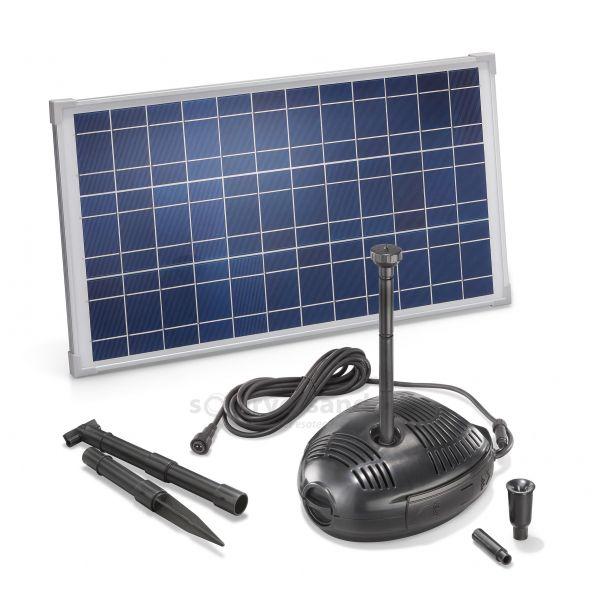 Solar Teichpumpenset 25/630 Professional