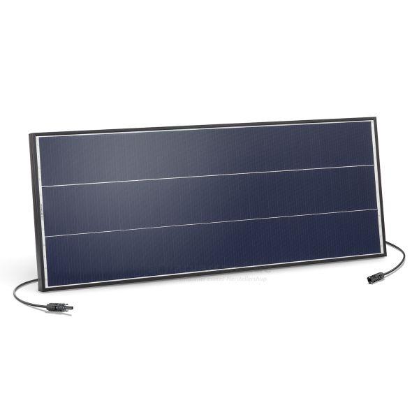 PV-Insel Solarmodul 75Wp 18V MC4 Schindeltechnik