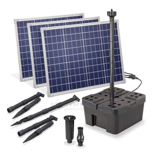 Solar Teichfilter Set Starter 150/5000 - 2019