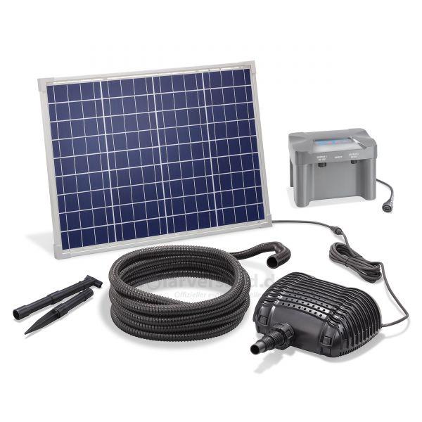 Solar Bachlaufset 50/2500 Professional plus